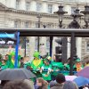 Linksmybės pagal airius Londone
