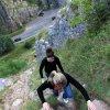 Aukštyn į statų kalną