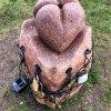 Meilės akmuo Ventės rage