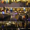Spynelės ant tilto Liublianoje
