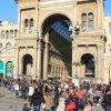 Vartai į Galleria Vittorio Emanuele II