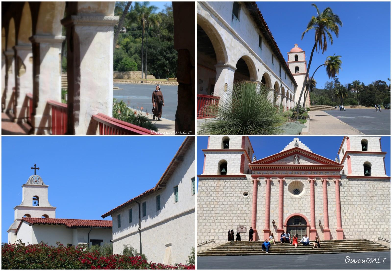 Santa Barbaros Old Mission – kultūrinis, religinis ir architektūrinis paveldas