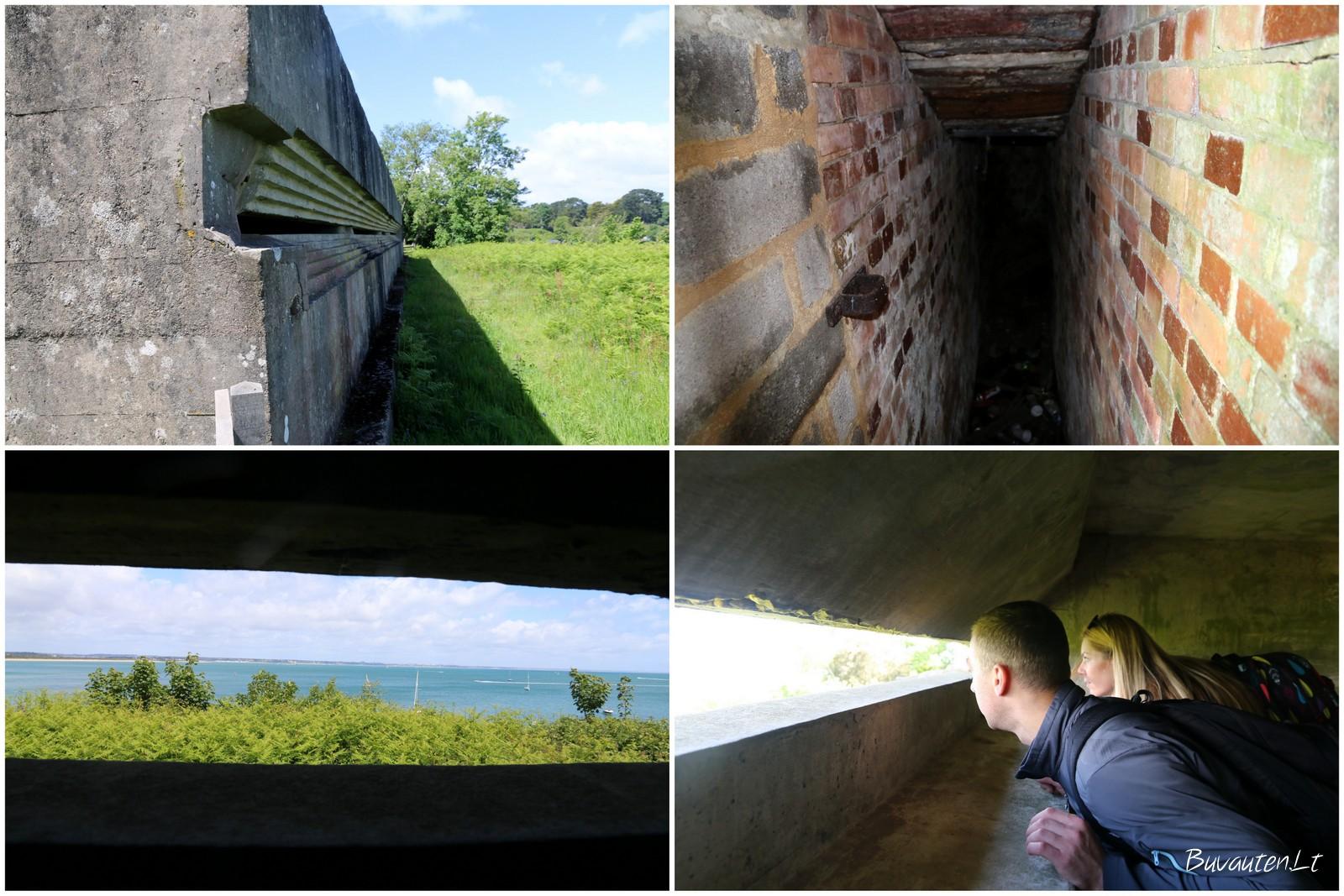 Netoli miestelio – statinys, kuriam Antrojo pasaulinio karo metais nuo oro apgulties slėpėsi kariai