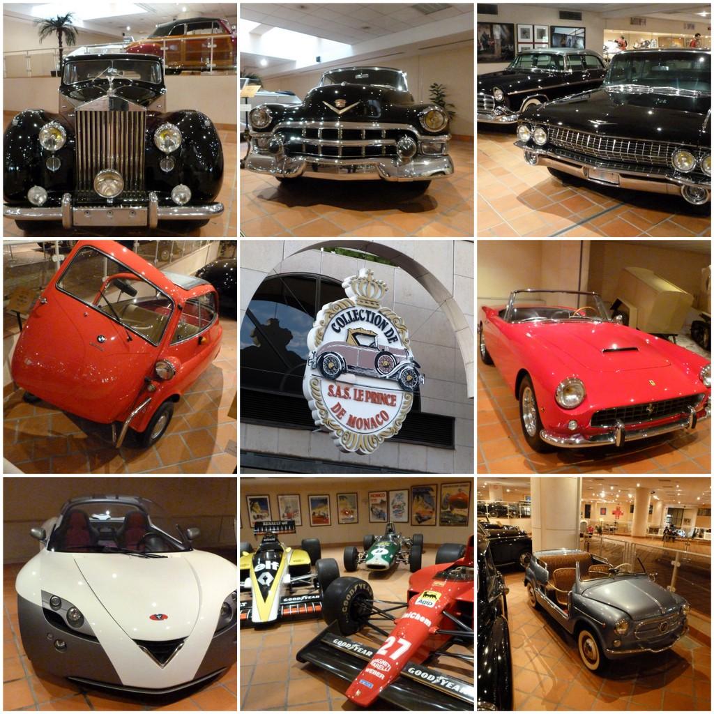 Monako Princo kolekcija