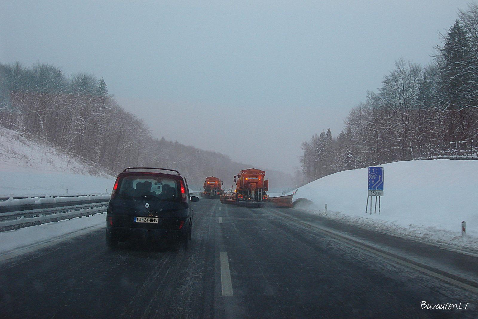 Kelyje iš Slovėnijos į Kroatiją