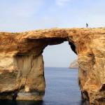 Gozo sala: žavingos gamtos atrakcijos