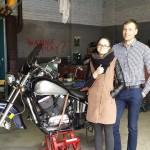 Kelionė motociklu per Ameriką: pasiruošimas išvykimui
