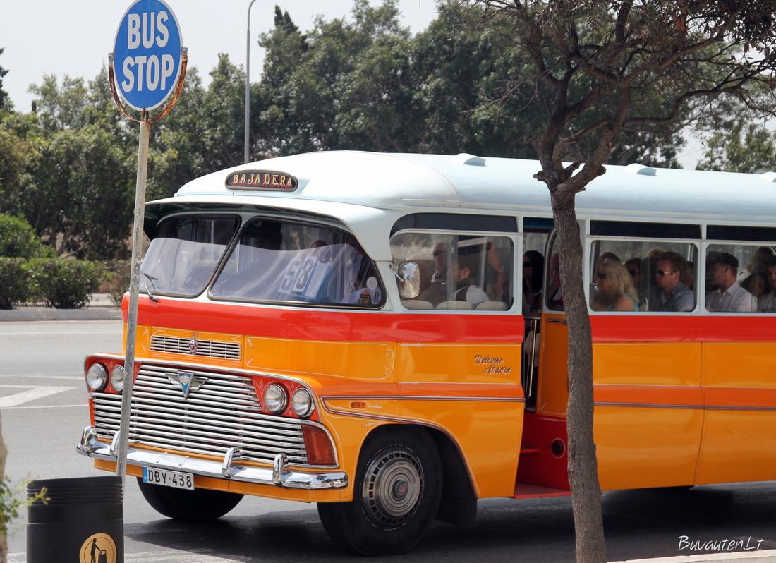 Maltos autobusų stotelė