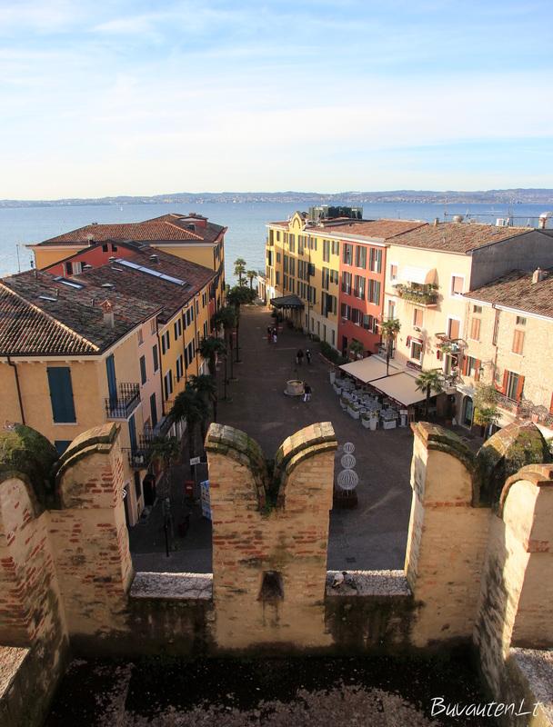 Sirmionė, Italija