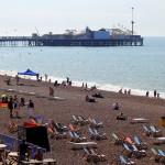 Anglijos pajūrio kurortai: neramusis Brightonas