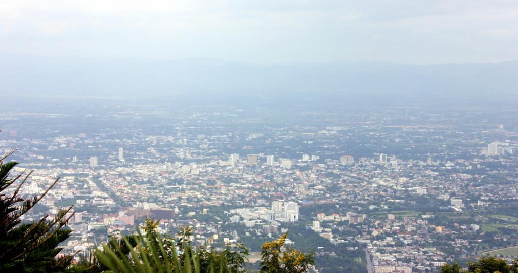 Chiang Mai šiaurinėje Tailando dalyje