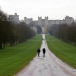 Svečiuose pas britų monarchus