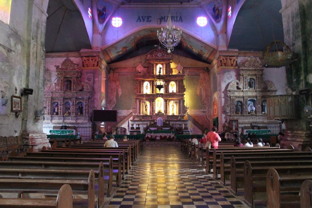 Katalikų bažnyčia Boholyje