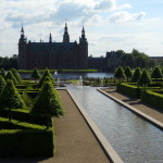 Kelionė į Daniją: Frederiksborg pilis ir sodai