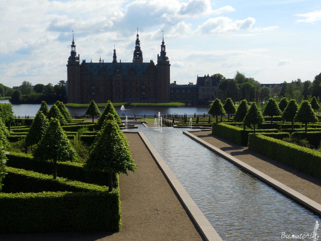 Karališkieji Danijos baroko stiliaus sodai