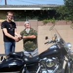 Kelionė motociklu per Ameriką: pirmosios pamokos ir nuotykiai