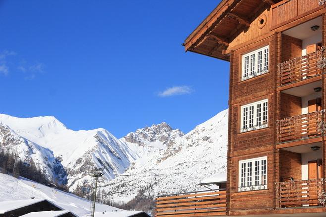 Livigno slidinėjimo kurortas