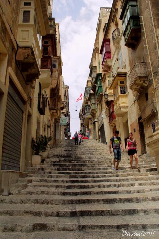 Maltos sostinė Valeta