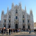 Kelionė po Šiaurės Italiją: puošnusis Milanas