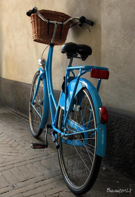 Dviratis - stilinga, ekologiška ir itin populiari transporto priemonė Kopenhagoje