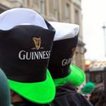 Linksmybės pagal airius – šv. Patriko diena Londone