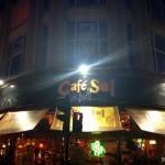 Cafe Sol: šiek tiek Meksikos spalvų Londone