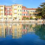 Kelionė po Šiaurės Italiją: Sirmionė Gardos ežere