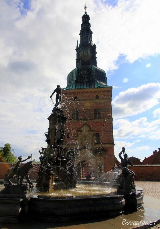 Frederiksborg pilies kiemas