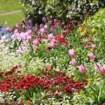 Pavasario ilgieji savaitgaliai Anglijoje