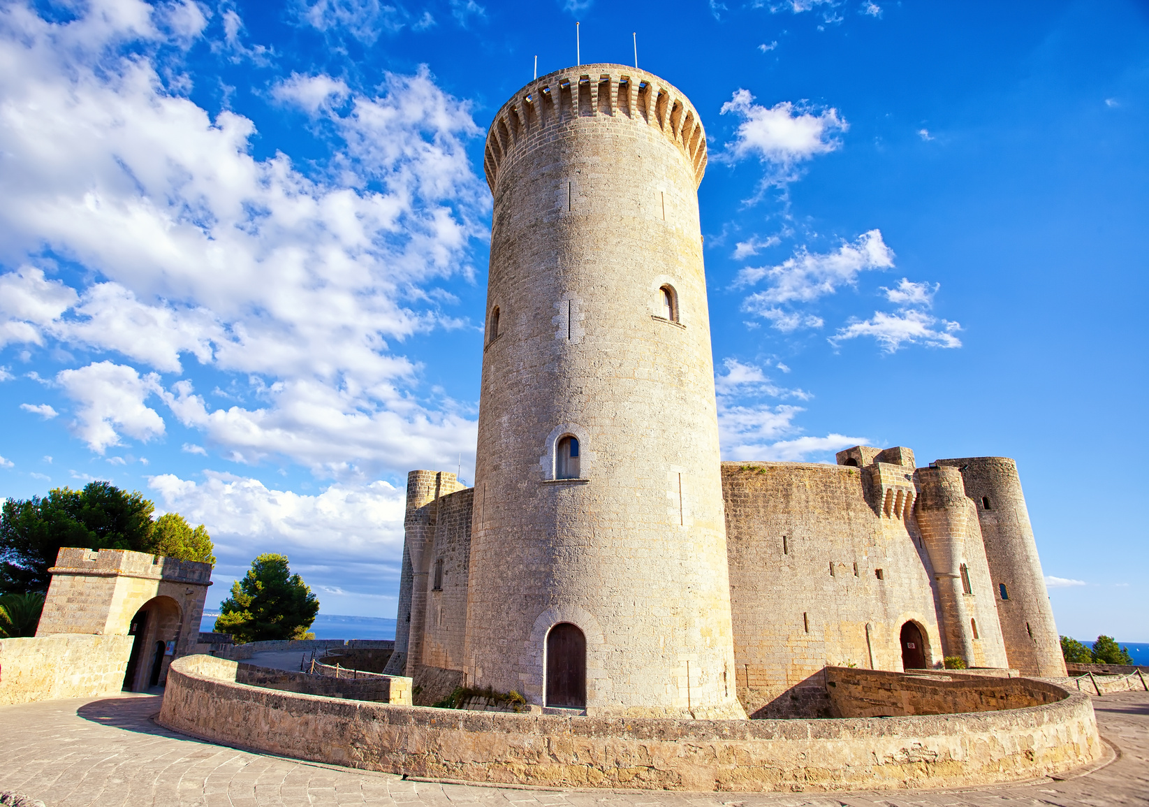 Viduramžių laikus menanti Bllver pilis