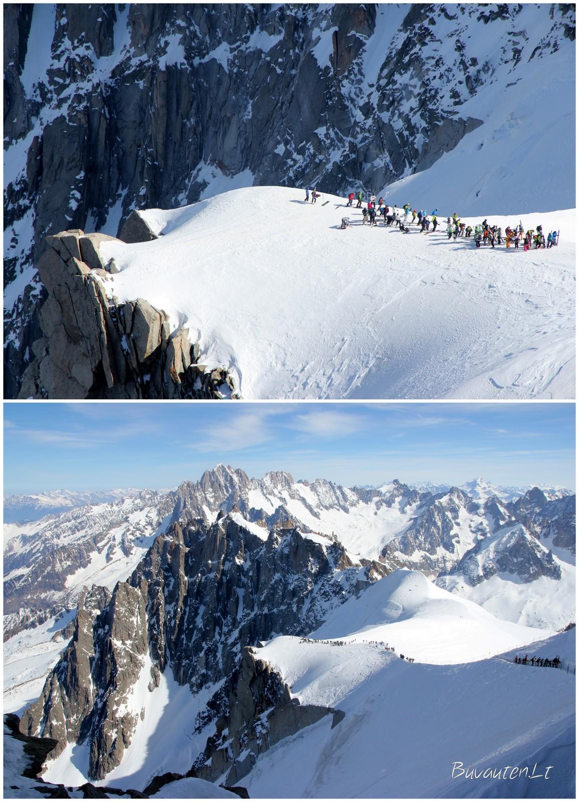 Alpių viršukalnės