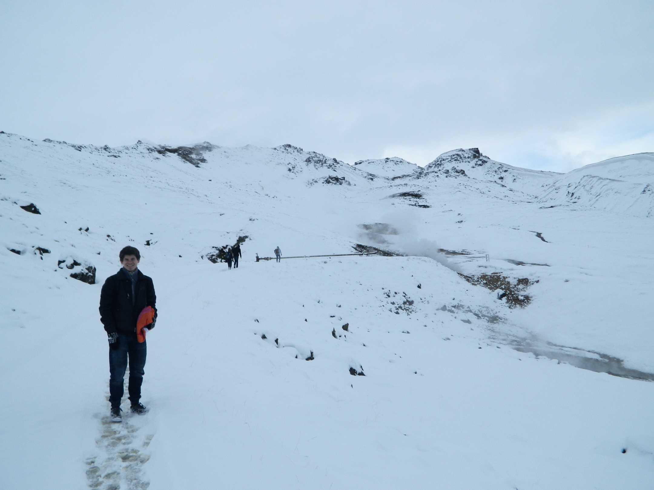 Islandijoje Ryčio laukia sunkiai prognozuojamos oro sąlygos