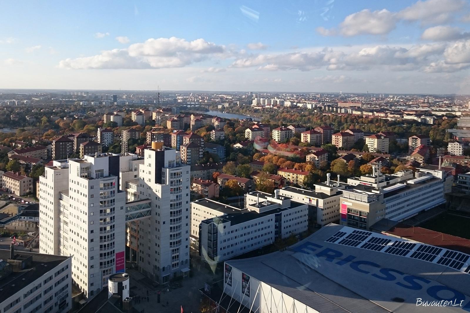 Stokholmo panorama