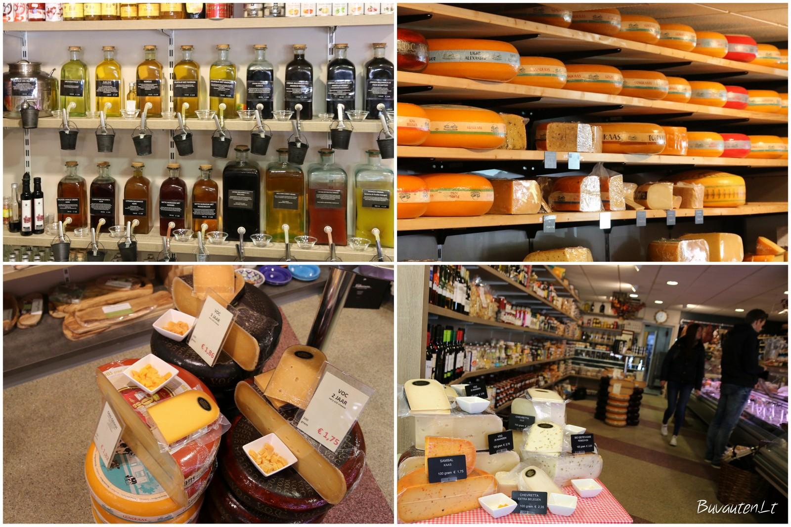 Pas olandus – sūriai ir kiti delikatesai, o pas belgus – tabakas, šokoladas ir fejerverkai