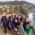 Kelionė po Ameriką: Ramiojo vandenyno pakrantės kelias