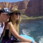 Kelionė po Ameriką: ekskursija Kolorado upe ir sugedę autobusai