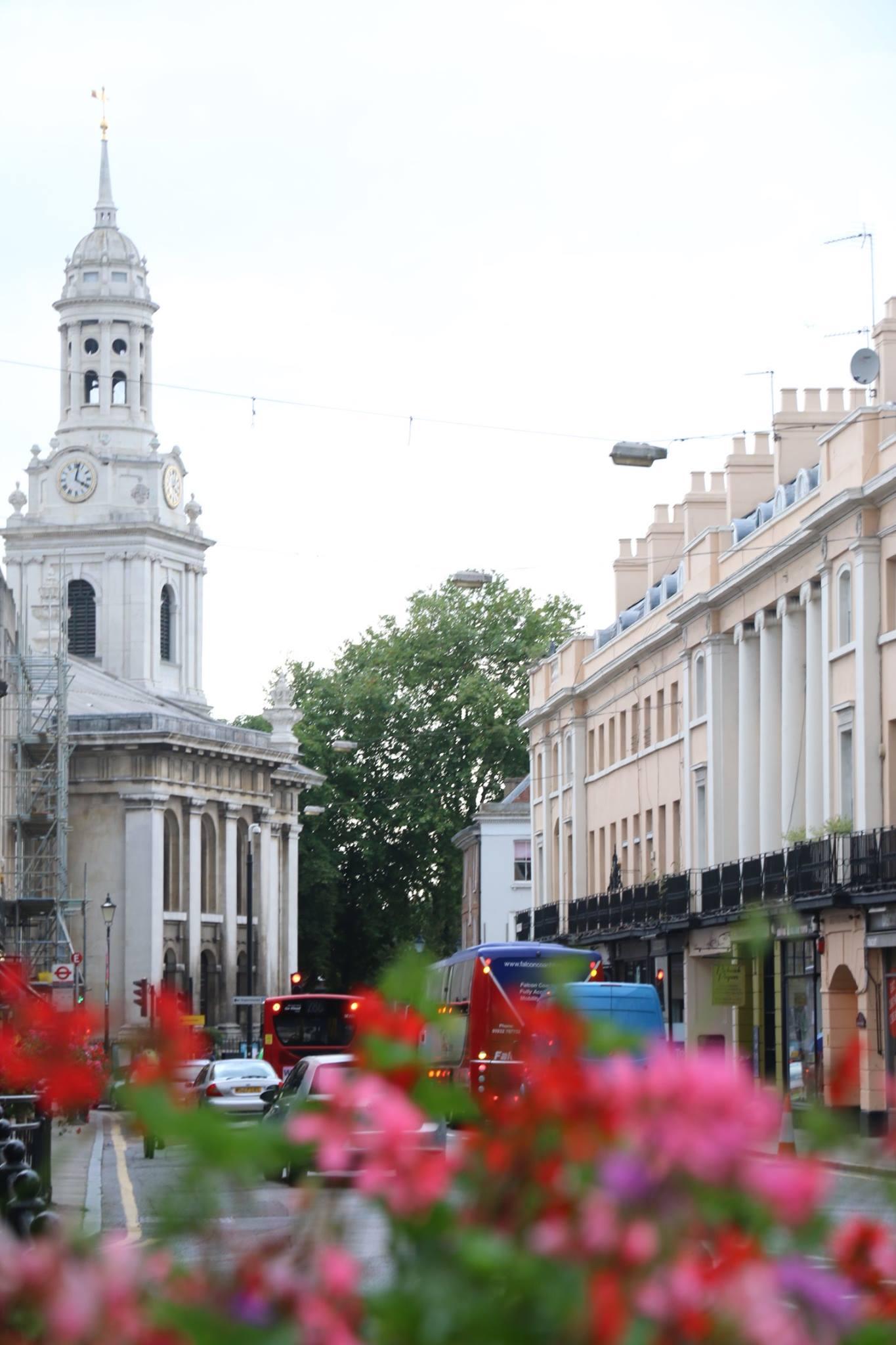 Greenwich kaimelio gatvės