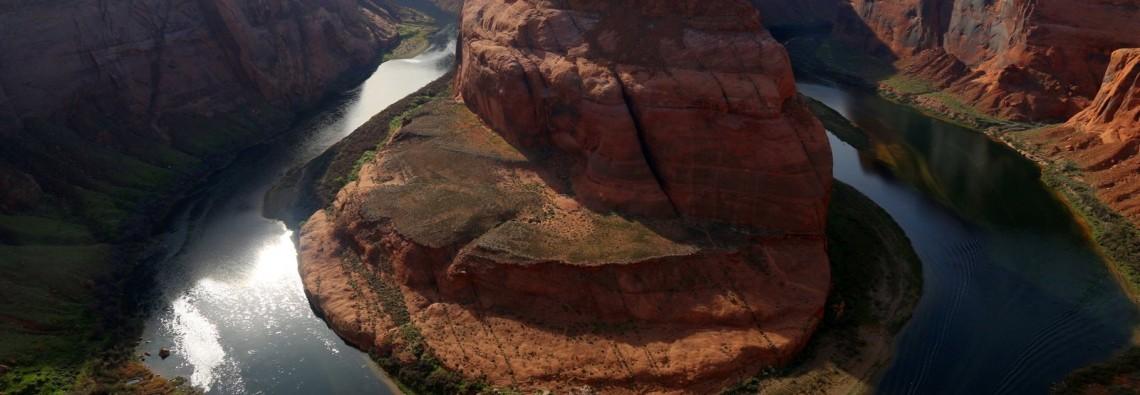 Žymusis Kolorado upės vingis