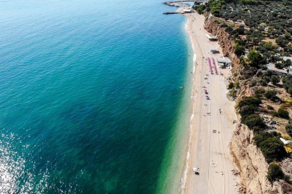 Spiaggia Mattinata