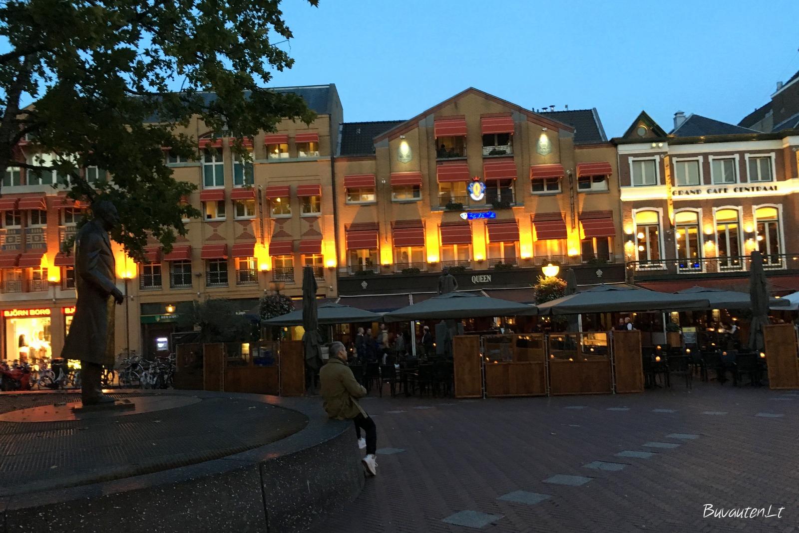 Eindhovenas vakare