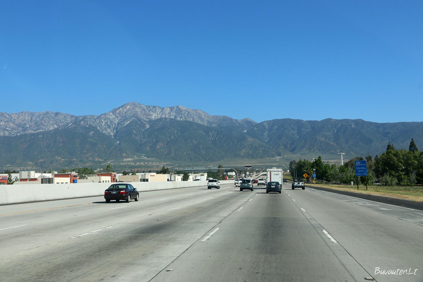 Amerikos greitkeliai