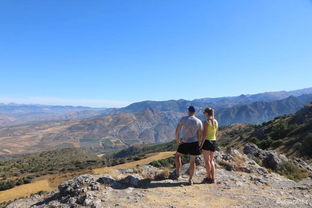 Sierra Nevada kalnai