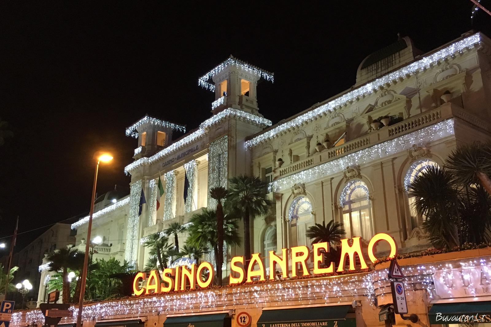 Sanremo kazino