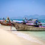 Pirmieji žingsniai Azijoje: Tailandas per tris savaites