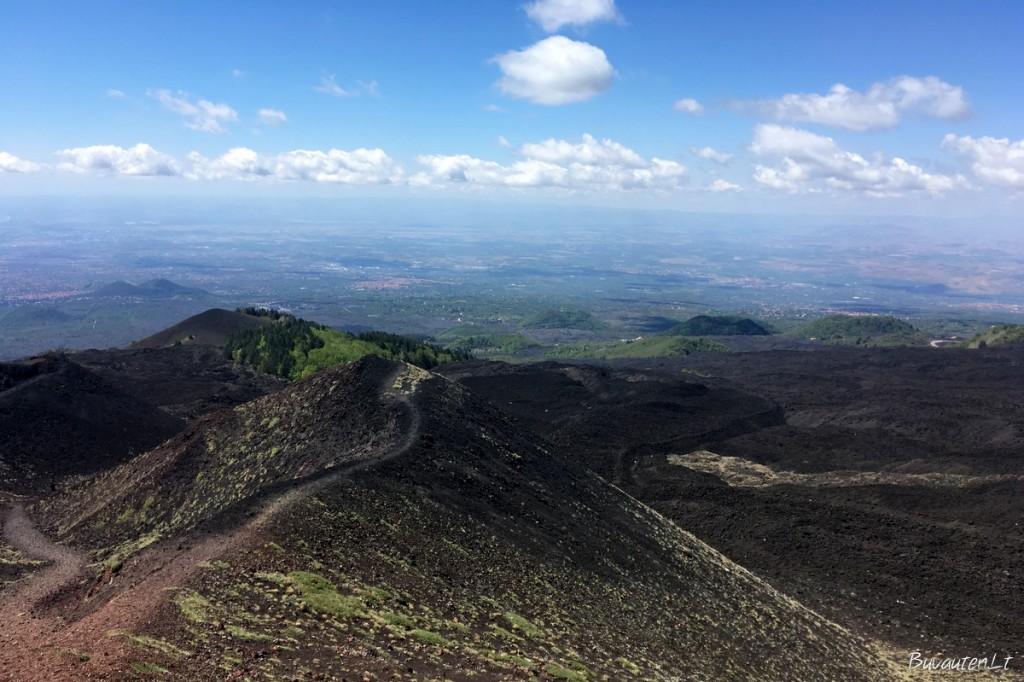 Etnos žemieji krateriai