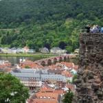Heidelbergas – romantiškasis Vokietijos miestas