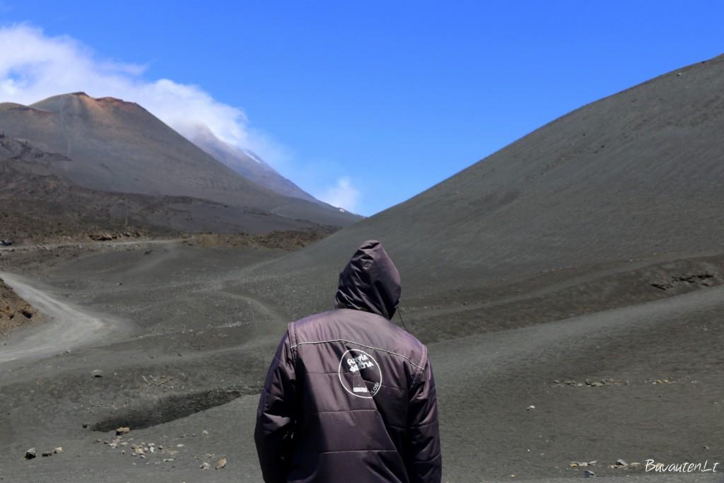 Etna trek