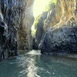 Kelionė į Siciliją: Alkantaros tarpeklio magija