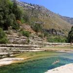 Kelionė į Siciliją: Cavagrande kanjonas ir ežerai