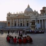 Svečiuose pas Popiežių: didingasis Vatikanas